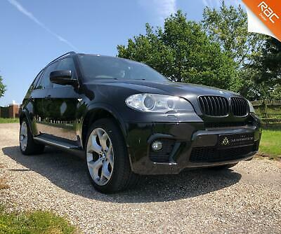 2012 Bmw X5 M Sport Xdrive In Black, 7 Seater! Pan Roof! 360 Camera! - Amazing!!