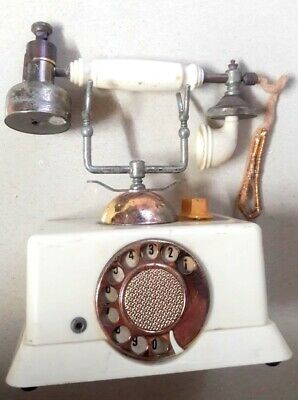 Antique Western Electric Telephone Vintage for copper and plastic decoration w