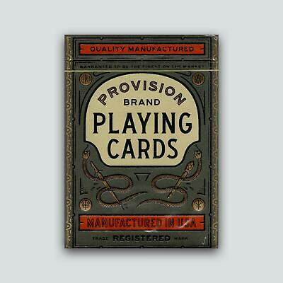 Provision Playing Cards by Theory11 - USPCC