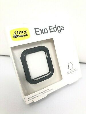 NEW OEM OtterBox Exo Edge Case for Apple Watch Series 4 & 5 (40 mm) - Black