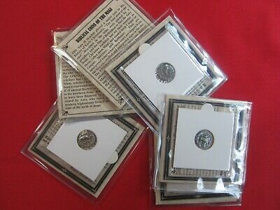 "1 - PREMIUM Ancient Roman SILVER coins of the Magi 35 BC –5 AD- ""The 3-Wisemen"""