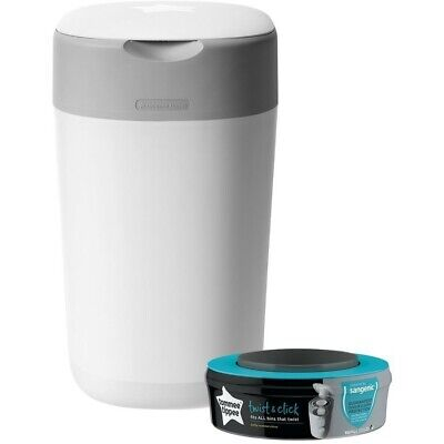 Tommee Tippee Twist and Click Nappy Disposal System