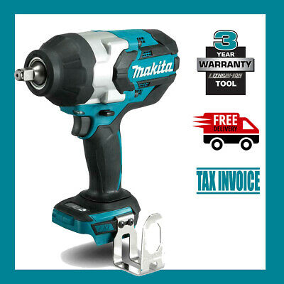 """Makita DTW1002Z 18V Li-ion Cordless Brushless 1/2"""" Impact Wrench - DTW"""