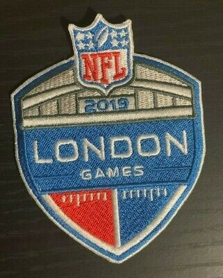 London Games 2019 Jersey Patch Nfl Panthers Buccaneers Bears Raiders Bengals Ram