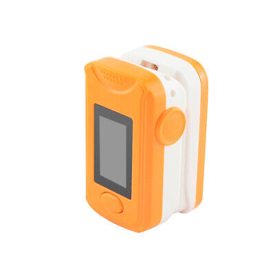 Finger Fingertip Blood Oxygen SpO2 PI PR OLED Pulse Monitor Oximeter Blue USA