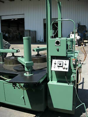 "SPITFIRE Model SP-888-48PNLC 4B 48"" LAPPING MACHINE Table Diameter 48""OD  13""ID"