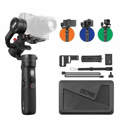 Zhiyun Crane M2 all in Handheld Gimbal Stabilizer for camera Smartphone GO pro