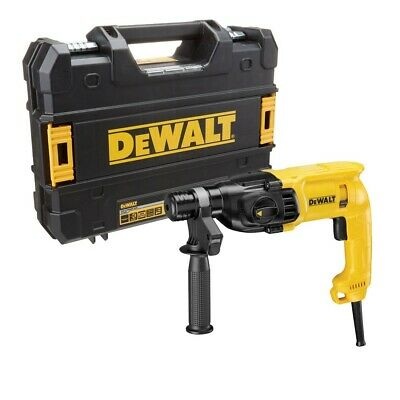 Dewalt D25033K 3 Mode Corded SDS  Plus Hammer Drill 710W With Carry Case 240V