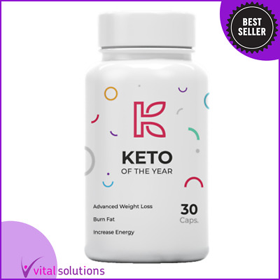 KETO Diet BURN Pills Best Premium Weight Loss Fat Burner Fast Ketone Purefit