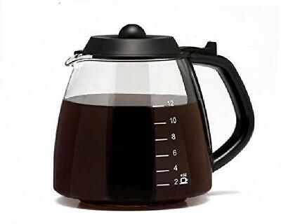 Café Brew Collection 12 Cup Replacement Carafe For Most Cuisinart Mr. Coffee...