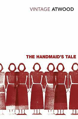 The Handmaid's Tale by Margaret Atwood New Paperback Book