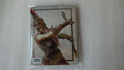 Assassin's Creed Odyssey Steelbook PS4/XBOX ONE Steelbook ONLY (NO GAME, READ)