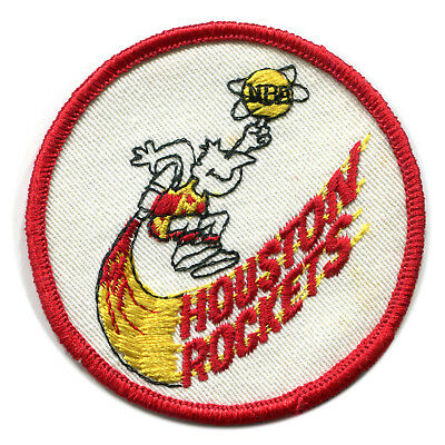 purchase cheap 90c01 0f330 VINTAGE ABA HOUSTON Rockets Patches and Pins 4 pc Lot Old ...