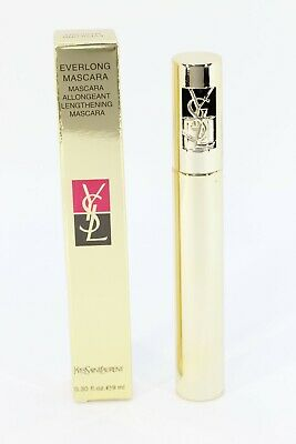 Yves Saint Laurent YSL Everlong Mascara Lenghtening Mascara 9 mL 1 Black NUEVO