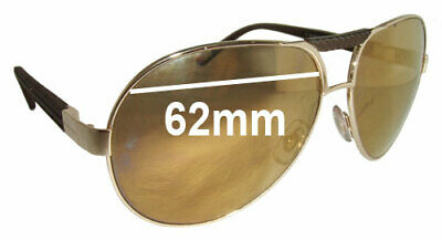 Fuse Lenses Polarized Replacement Lenses for Chopard SCH 130S