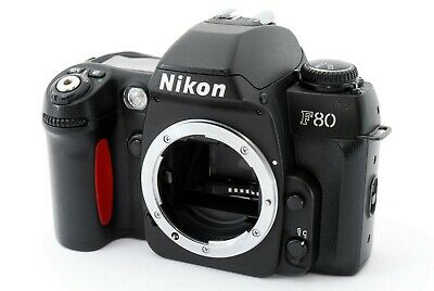 Almost-Mint Nikon F80 35mm SLR Film Camera Body Only from JAPAN K469152