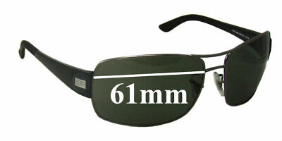 SFx Replacement Sunglass Lenses fits Ray Ban RB3426 - 61mm Wide