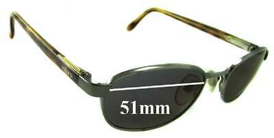 SFX Replacement Sunglass Lenses fits Revo 4033 68mm Wide Lenses