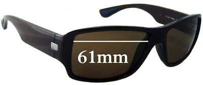 SFx Replacement Sunglass Lenses fits Ray Ban RB4199 - 61mm Wide