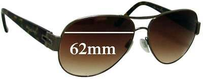 SFX Replacement Sunglass Lenses fits Bvlgari 5015 62mm Wide