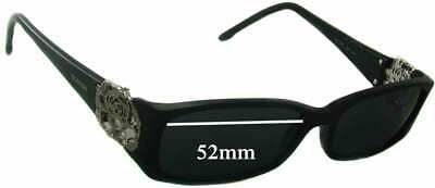 SFx Replacement Sunglass Lenses fits Valentino 5725 - 52mm Wide