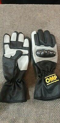 Omp Karting Gloves Rainproof Size Medium