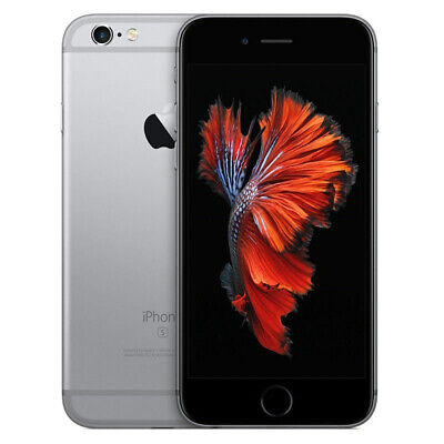 Apple iPhone 6s 64GB Verizon + GSM Unlocked 4G LTE AT&T T-Mobile - Space Gray