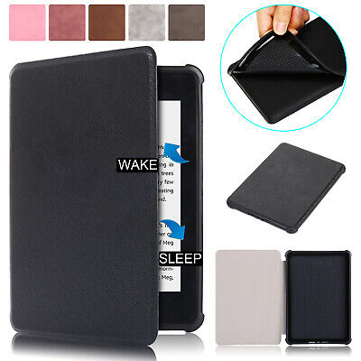 For Amazon Kindle Paperwhite 2018 Case Smart Flip Leather Magnetic Slim Cover