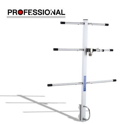 UHF Female 7dBi High Gain Yagi Base Station Antenna 430-440MHz For Two Way Radio