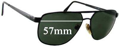 SFX Replacement Sunglass Lenses fits Persol 2329S 57mm Wide