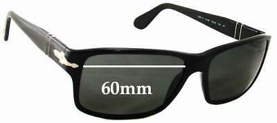 SFX Replacement Sunglass Lenses fits Persol 2131S 60mm Wide