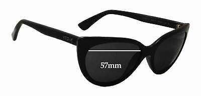 SFX Replacement Sunglass Lenses fits Vogue VO2356S 71mm Wide