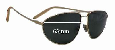 SFX Replacement Sunglass Lenses fits Mosley Tribes Norte MT2026S 59mm Wide