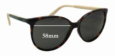 SFX Replacement Sunglass Lenses fits Tommy Hilfiger//Specsavers TH 73 52mm wid