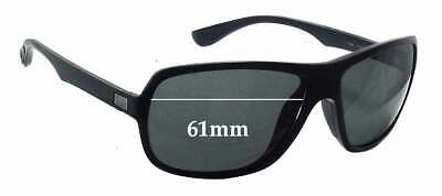SFx Replacement Sunglass Lenses fits Ray Ban RB4192 - 61mm wide