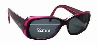SFx Replacement Sunglass Lenses fits Vogue VO2606-S - 52mm wide