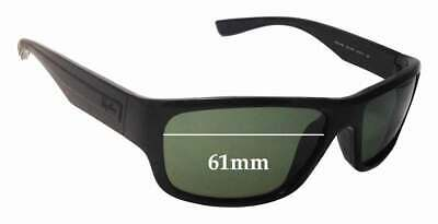 SFx Replacement Sunglass Lenses fits Ray Ban RB4196 - 61mm Wide