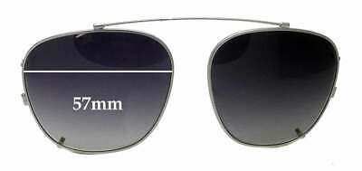 SFx Replacement Sunglass Lenses fits Randolph Engineering Clip on Replacement Su