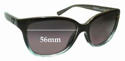 SFx Replacement Sunglass Lenses fits Maui Jim MJ744 Starfish STG-SG - 56mm wide
