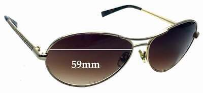 Fuse Lenses Non-Polarized Replacement Lenses for Tory Burch TY9027