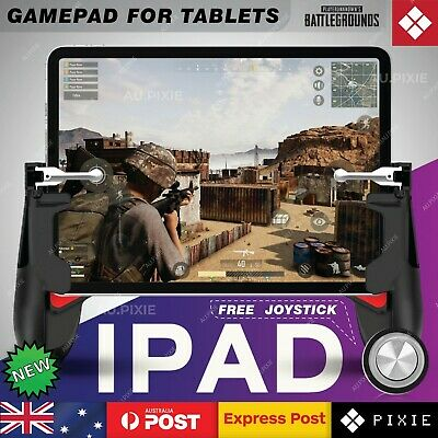 iPad Tablet Mobile Gamepad Gaming Trigger Shooter Controller Joystick for PUBG