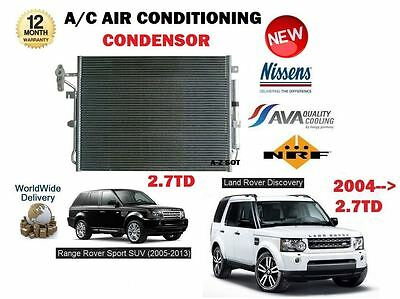 For Jrb500040 Jrb500130 Lr018403 2.7Td New Ac Air Conditioning Cooling Condensor