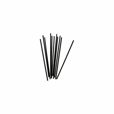 """Cell-O-Core CSW575-BLACK 5.25"""" Wrapped Stirrer - 10000 / CS"""