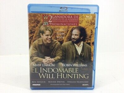 Pelicula Bluray El Indomable Will Hunting 4942993
