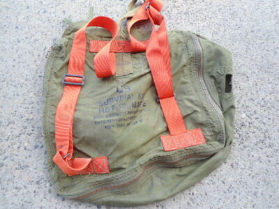US Military Hot Climate Survival Kit (EMPTY>>>BAG ONLY)