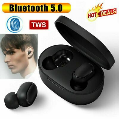 Xiaomi Redmi TWS Airdots Headset Bluetooth 5.0 Earphone Stereo Headphone 2019