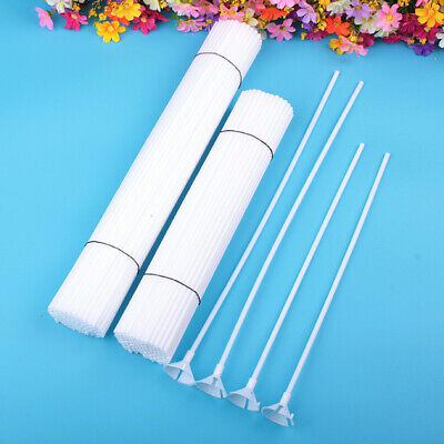 50Pcs Balloon Holder Kids Birthday Party Supply Support Base Wedding Accessory