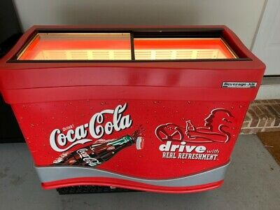Coca Cola / Beverage Air Cooler