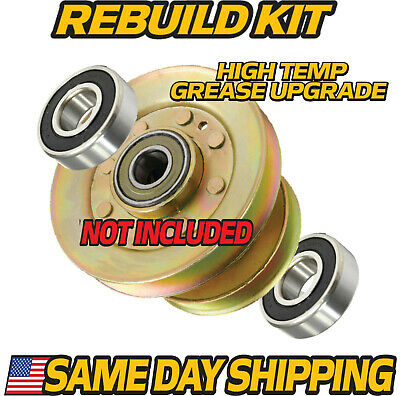 Rebuild Kit for John Deere Double Stack Pulley 325 335 345 355D & LX200 Series