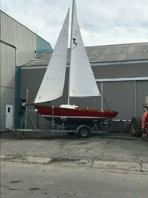 LOT OF (3) Wood Boats  2 Dory and One Canoe - $90 00   PicClick
